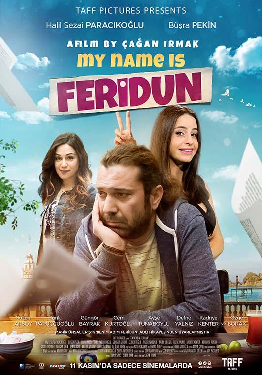 MY NAME IS FERIDUN