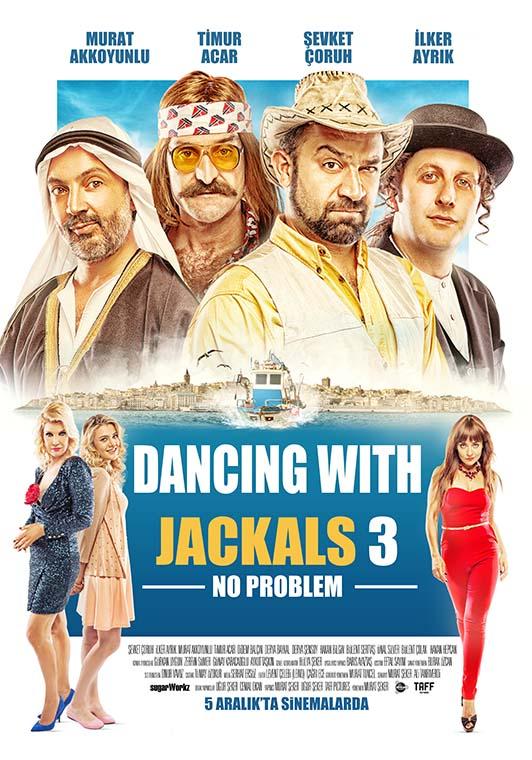 DANCING WITH JACKALS 3