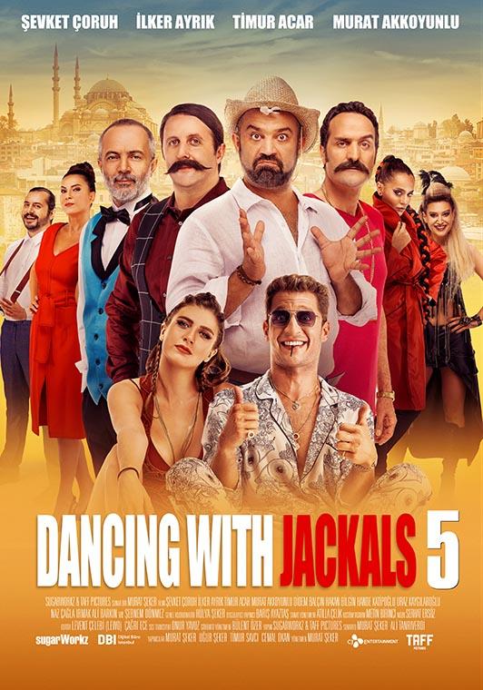 DANCING WITH JACKALS 5